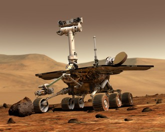 Picture of Mars Exploration Rover