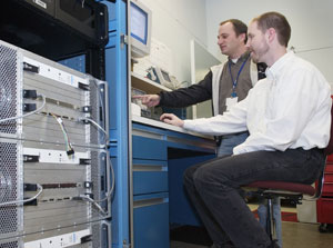 Researchers at NASA's Goddard Space Flight Center have recently built a Software Defined Radio (SDR) test-bed – providing the necessary foundation for investigating SDR technologies and techniques.