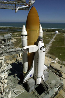 Space Shuttle Crew Hatch Access - Pics about space