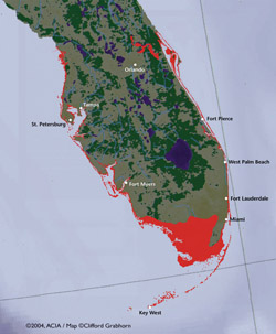 Image of Florida's At Risk Areas