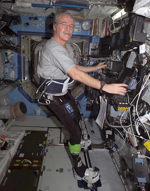 Expedition 11 Flight Engineer John Phillips