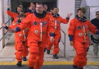 Shuttle Astronauts