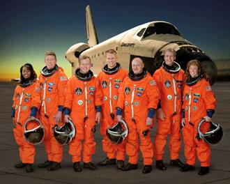 STS-121 crew