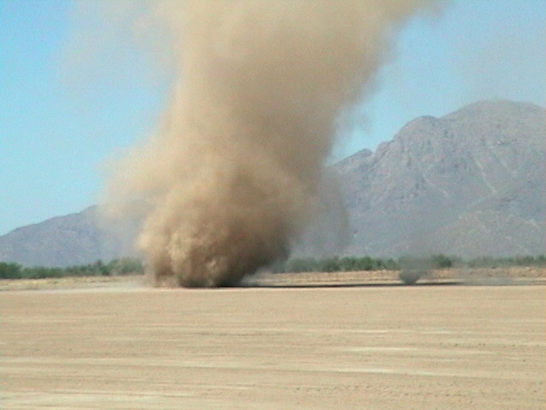 NASA - Phantoms From the Sand: Tracking Dust Devils Across Earth and Mars