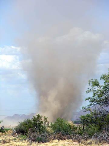 Nasa Phantoms From The Sand Tracking Dust Devils Across