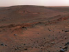 Husband Hill inside Mars' Gusev Crater.