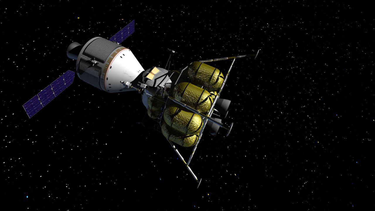 spacecraft found on moon - 1280×720