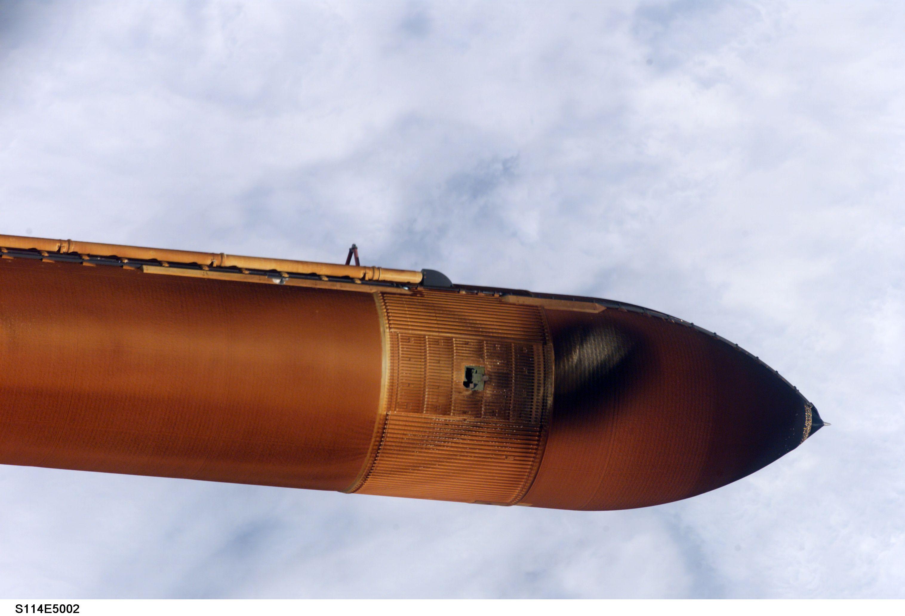 nasa space shuttle gas tank - photo #28