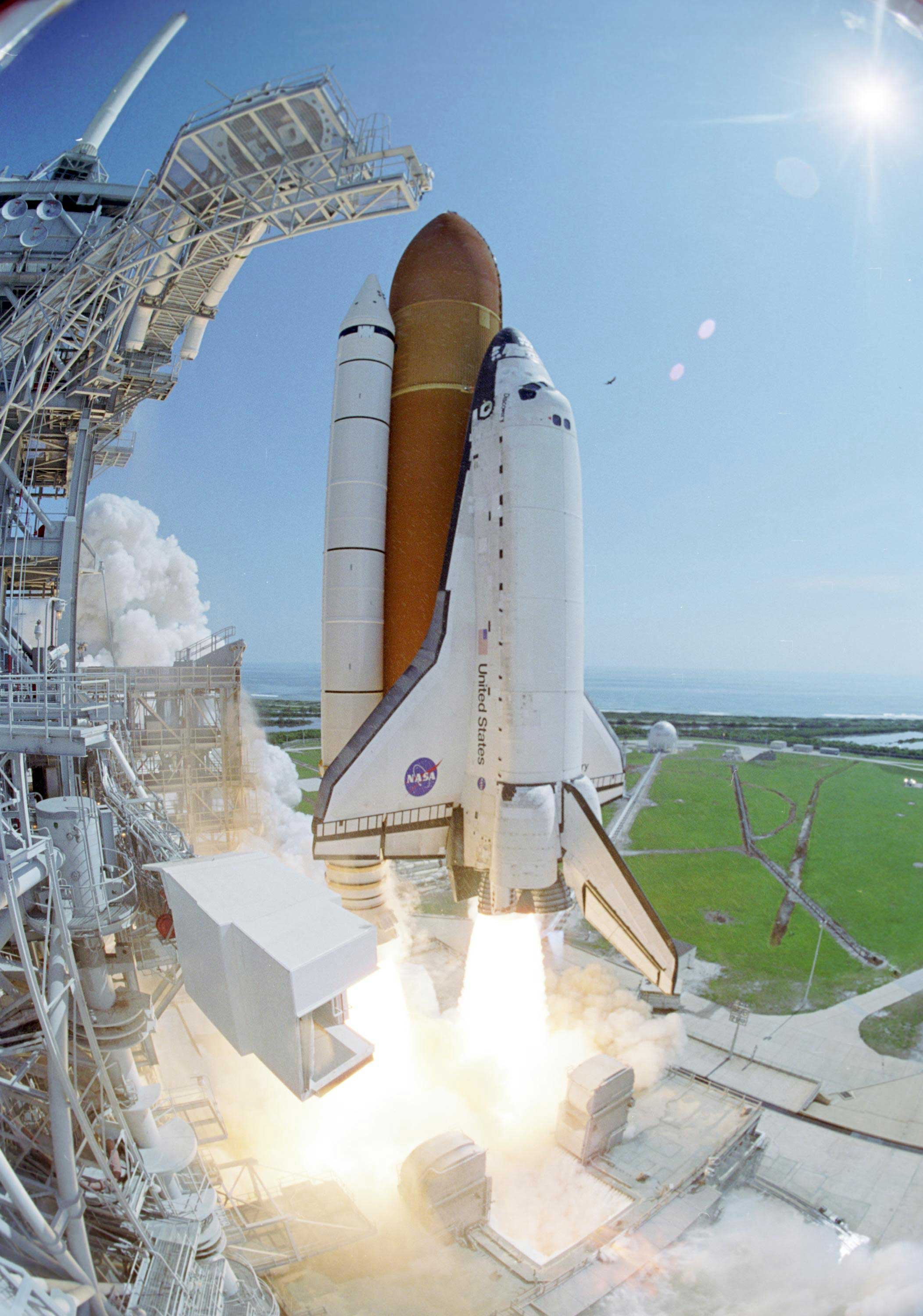 space shuttle discovery timeline - photo #32