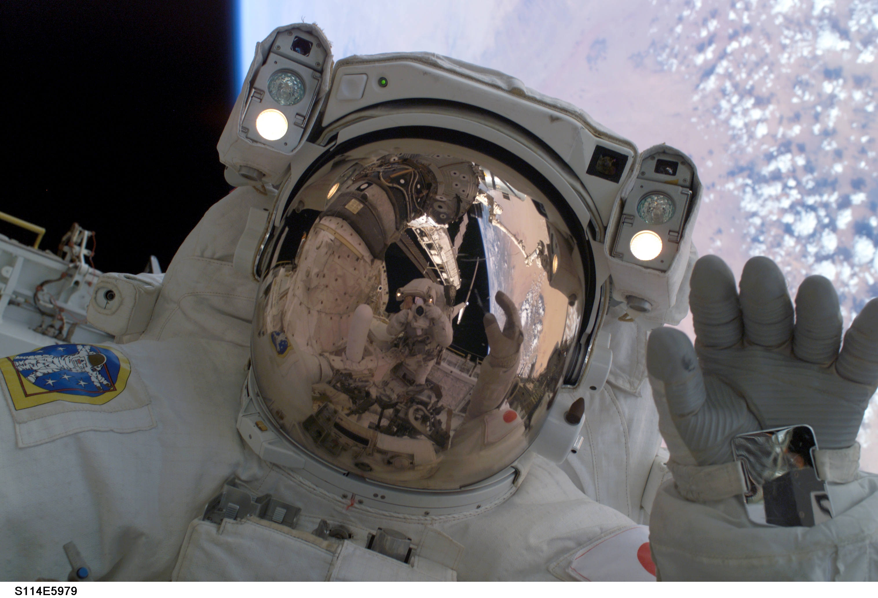 astronaut in space exploration - photo #36