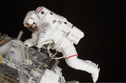 Image of an Astronaut in space