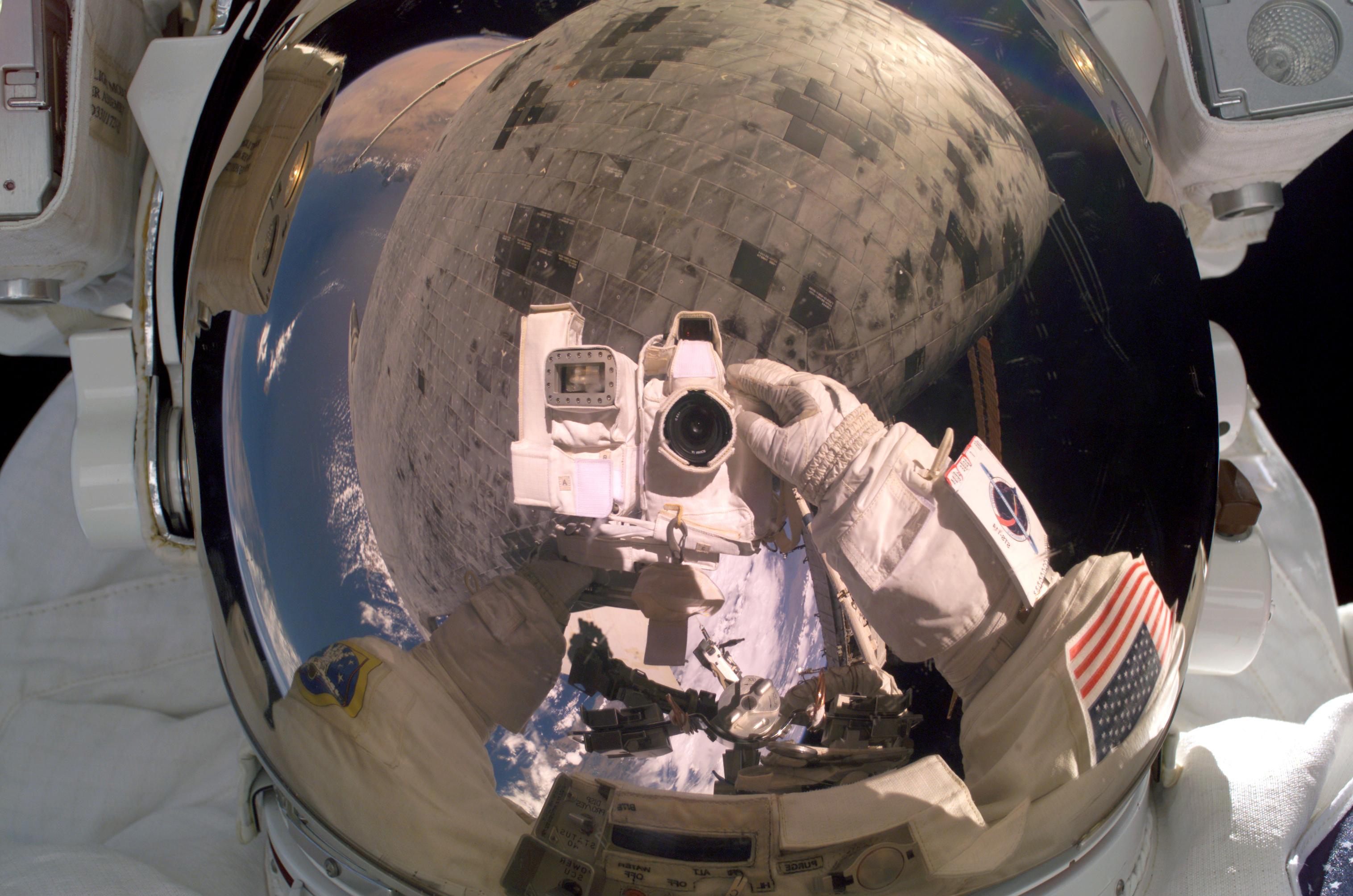 Self-Portrait   NASA