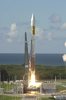 Atlas V lifts off from Launch Complex 41