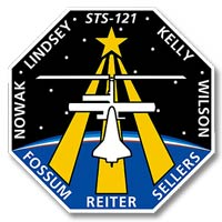 STS-121 crew patch