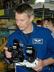 STS-121 Mission Specialist Piers Sellers