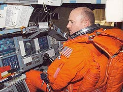 STS-121 Pilot Mark Kelly