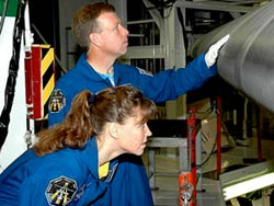 STS-121 Mission Specialist Lisa Nowak