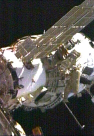 Expedition 11 spacewalk