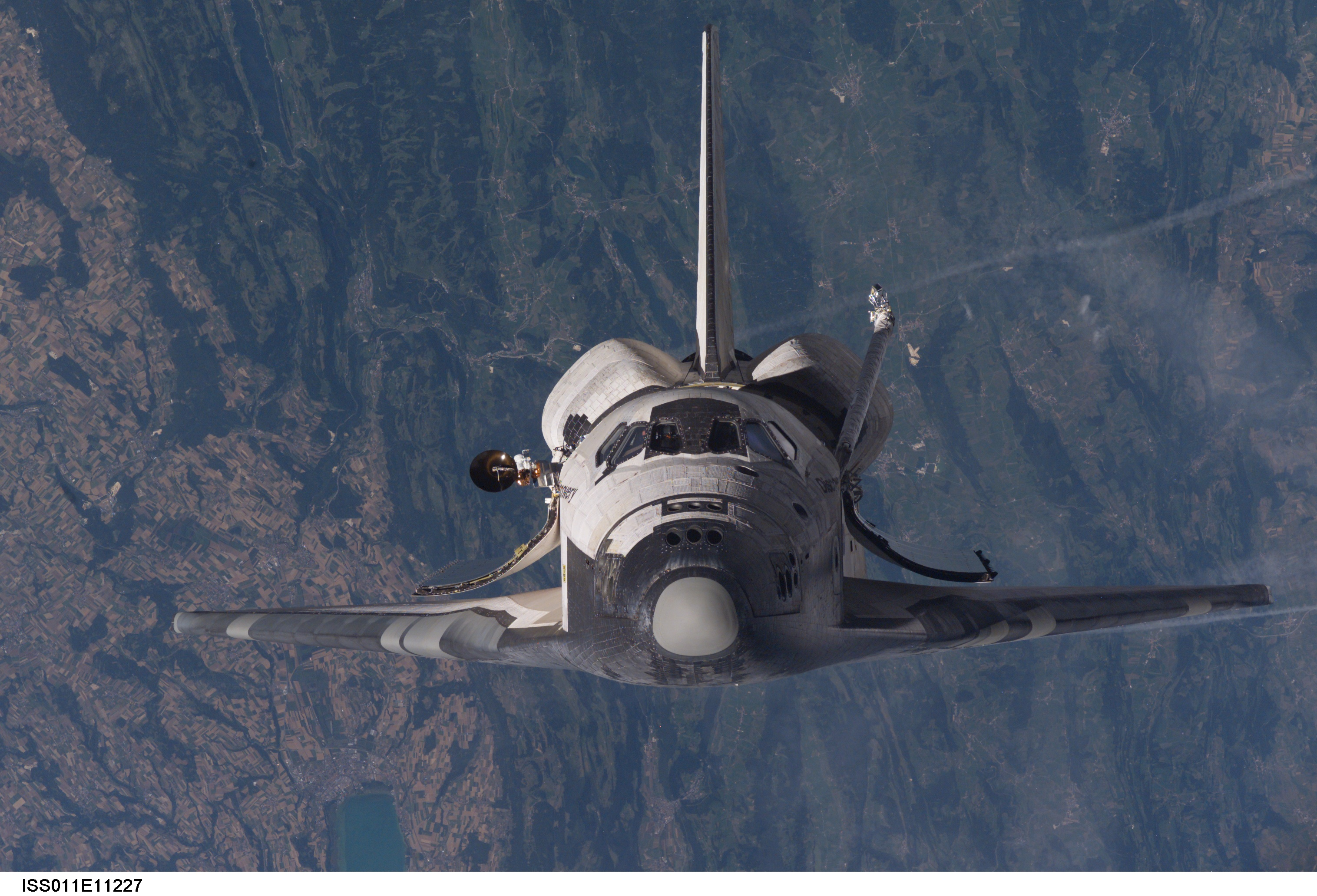 space shuttle to iss - photo #23