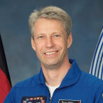 European Space Agency Astronaut Thomas Reiter