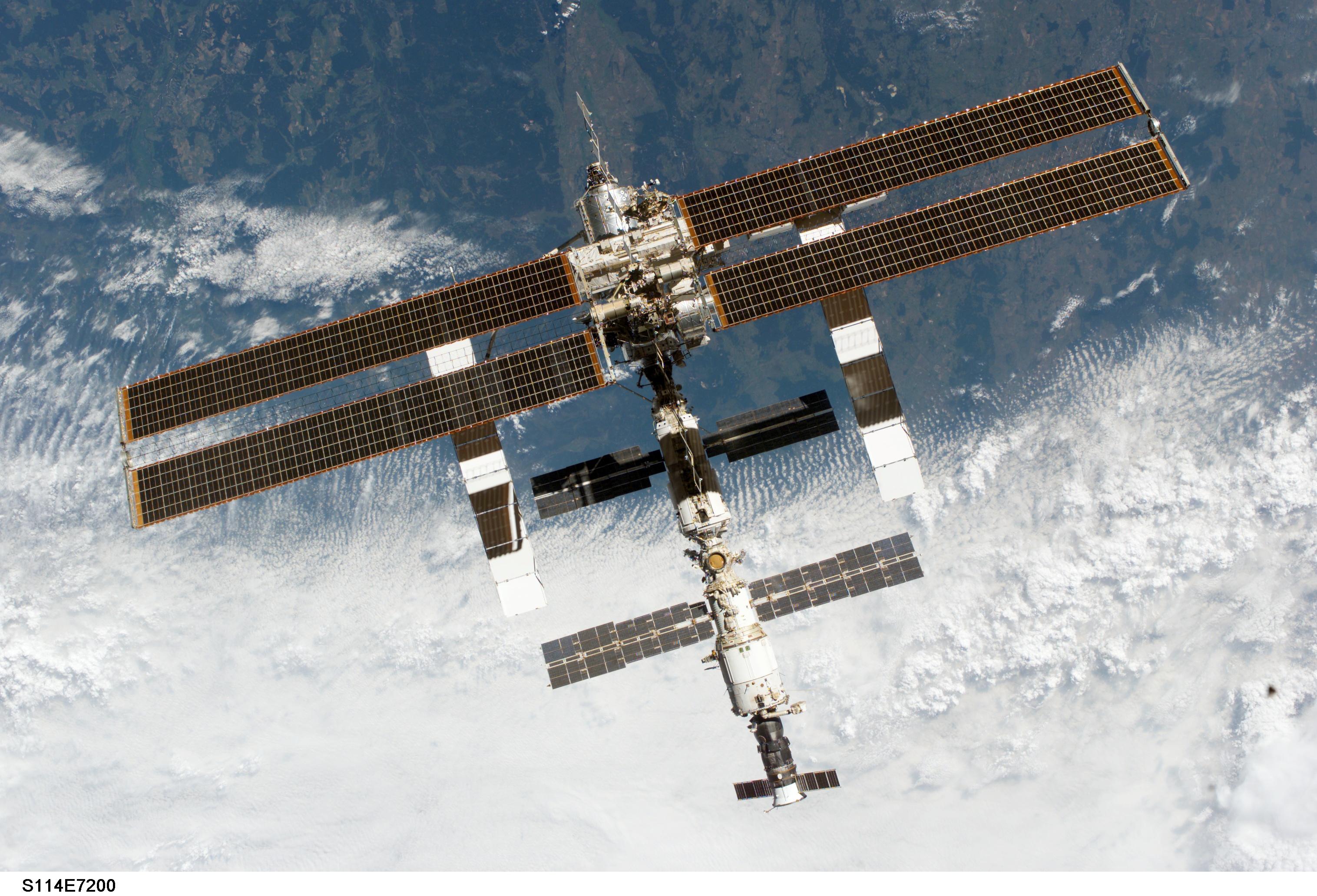 main space station nasa - photo #10