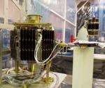 High Resolution Image of the ST-5 spacecraft