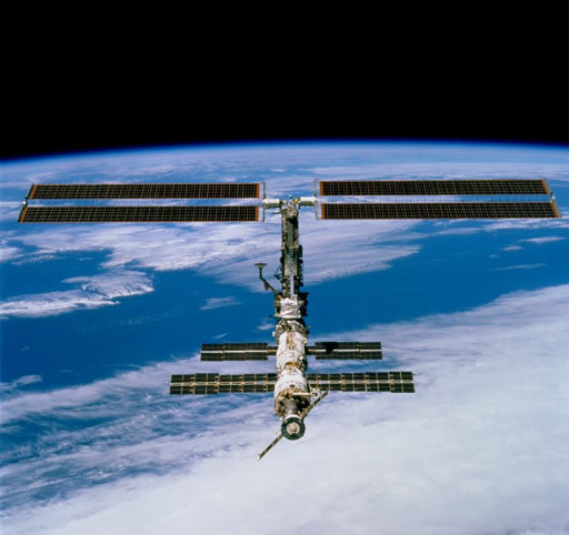 ISS Assembly Mission 4A