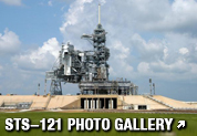 STS-121 Multimedia Gallery