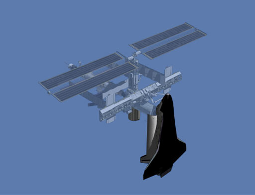 ISS Assembly Mission ULF 1.1