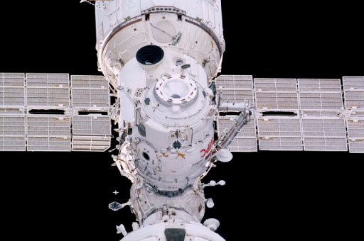 ISS Assembly Mission 4R