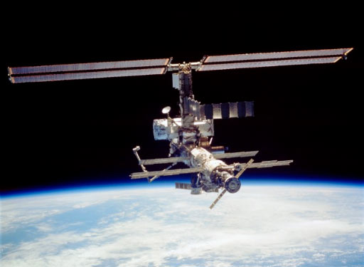 ISS Assembly Mission 8A