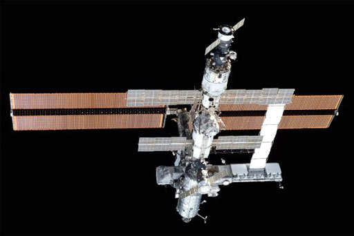 ISS Assembly Mission 9A