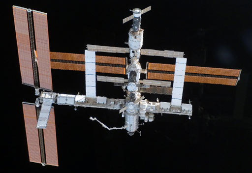 ISS Assembly Mission 12A