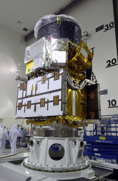 image of CALIPSO satellite