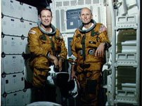 STS 3 crew members Lousma and Fullerton, NASA photo 133317main_sts-3crew.jpg
