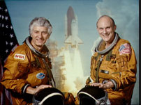 STS-4 Crew Photograph