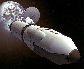 NASA - Plastic Spaceships