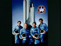 STS-5 Shuttle Crew Photograph