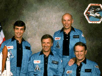STS-6 Crew Photograph
