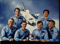 STS-9 Crew Photograph