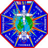 STS-91 Mission Patch