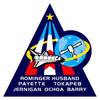 STS-96 Mission Patch