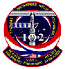 STS-102 Mission Patch