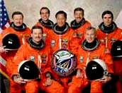 STS-106 Crew Photo