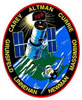 STS-109 Mission Patch