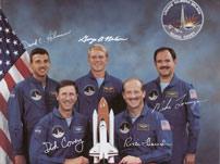 STS-26 Crew Photo