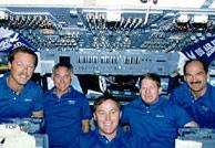 STS-27 Crew Photo