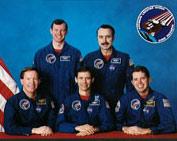 STS-28 Crew Photo