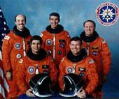 STS-29 Crew Photo