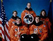 STS-32 Crew Photo
